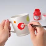 手作りマグカップが簡単に作れる4つのおすすめグッズ